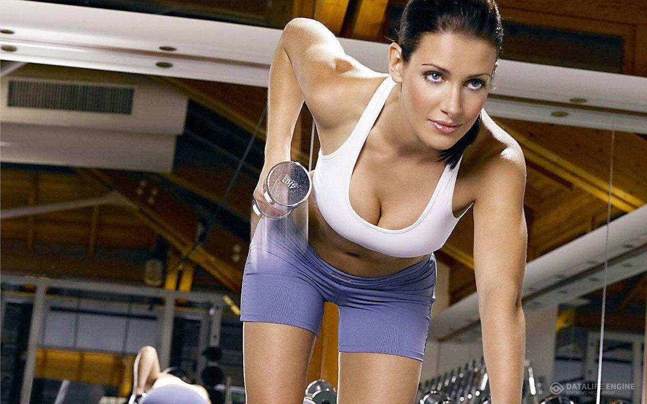 Уменя мускулистое женское тело фото 783-41