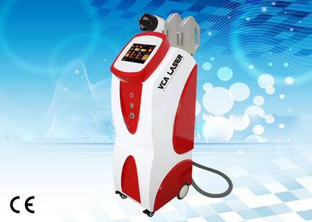 Косметологический аппарат VM82 с функцией Elight плюс монополярной биполярного трехполюсной РФ