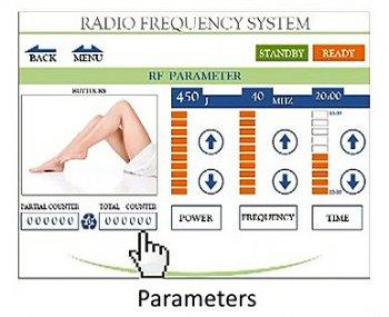 Програмное обеспечение радиоволновой лифтинг (RF)