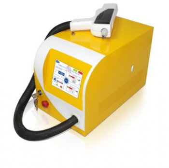 Косметологический аппарат VN5 на основе неодимового ND:YAG лазера Модификация аппарата с цветным сенсорным экраном